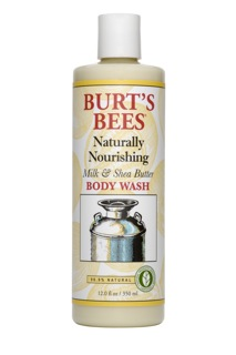 Bilde av Burt`s Bees Body Wash Milk & Shea Butter